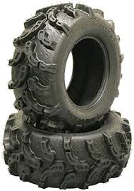 2 New Premium <b>WANDA</b> ATV/UTV Tires <b>27x12</b>-<b>12</b> /<b>6PR P375</b>-10220