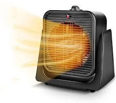 2 in1 Portable Space Heater - Quiet Combo Ceramic ... - Amazon.com