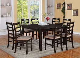 chunky dining table and chairs kitchen table and chairs hispurposeinme pc square dinette kitchen dining table set  cushion chairs seat in  seater square dining table x