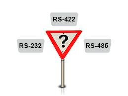 The main differences between <b>RS-232</b>, <b>RS</b>-<b>422</b> and <b>RS-485</b>