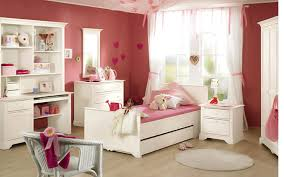 enchanting cute kids room design with white wooden study desk above wood floor and single beds bedroomenchanting comfortable office chair