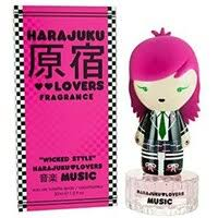 <b>Harajuku Lovers Music</b> 30ML EDT Spray - Phusia.com