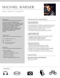 50 most professional editable resume templates for jobseekers create a resume that s simple and elegant this one is sectioned web graphic designer resume made easy our design resources you can use to send a