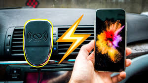 Best <b>Magnetic Wireless Car Charger</b>? MagBuddy Review! - YouTube