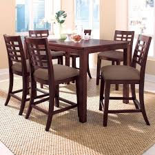 Tall Dining Room Table And Chairs Tall Dining Room Tables Home Design Ideas
