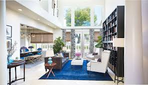 dark blue rug living room contemporary with eclectic living room blue area rug white paint blue dark trendy living room