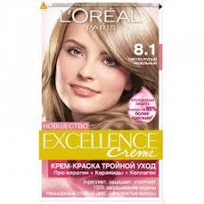 Отзывы о <b>Крем</b>-<b>краска</b> для волос <b>L</b>'<b>Oreal</b> Paris Excellence Creme