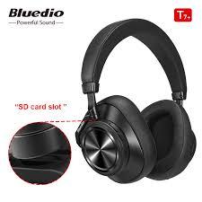 Bluetooth наушники <b>Bluedio T7 Plus</b>, настраиваемое ...