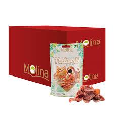 <b>Лакомство Molina Best</b> Friends Карпаччо из говядины для собак и ...