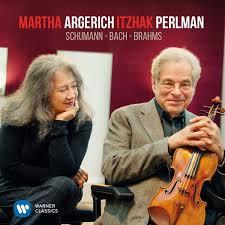 <b>Martha Argerich</b>, <b>Itzhak</b> Perlman – Perlman & Argerich play ...
