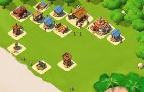 Invasion of Base Boom Beach