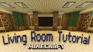 Youtube Living Room Design Minecraft How To Make An Awesome Living Room Design Youtube