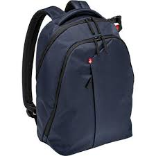 <b>Manfrotto</b> NX <b>Backpack For DSLR Camera</b>, Laptop And Personal ...