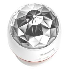 <b>Светильник Baseus Car</b> Crystal Magic Ball Light White