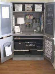 armoire into office space click here to download romantic style living room design ideas click here to download front door color would be nice in a gray colored corner desk armoire
