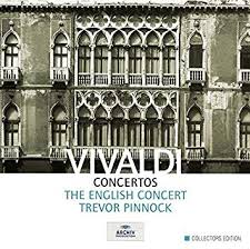 Antonio <b>Vivaldi</b>, <b>Trevor Pinnock</b>, The English Concert, Simon ...
