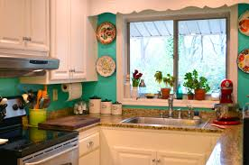 Turquoise Kitchen Turquoise And Aqua Kitchen Ideas Refresh Restyle Miserv