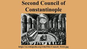 「553 Second Council of Constantinople place」の画像検索結果