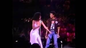 Diana Ross & <b>Michael Jackson</b> Upside Down HD Live in Los ...