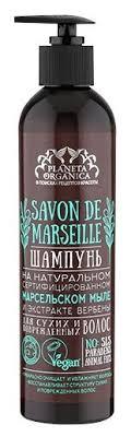 <b>Planeta</b> Organica <b>шампунь</b> Savon de Marseille для сухих и ...