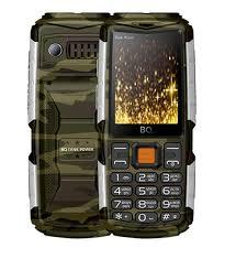 Сотовый телефон <b>BQ BQ</b>-2430 Tank Power Camouflage-Silver ...