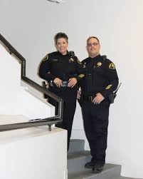 corrections officer couple achieves gold one step at a time kc king county corrections officers sonya and randy weaver on the 12 story king county courthouse stairwell they climb each morning before their court detail