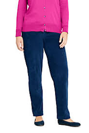 Womens Plus Size <b>Elastic Waist Joggers Pants</b> | Lands' End