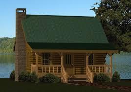 Small Log Cabin Kits  amp  Floor Plans  Cabin Series from Battle Creek TNBlack Bear