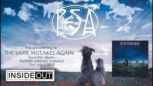 <b>PATTERN</b>-<b>SEEKING ANIMALS</b> - The Same Mistakes Again (Album ...