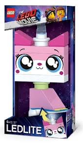 LGL-LP16 Игрушка-минифигура-лампа <b>LEGO Movie 2</b> - Unikitty ...