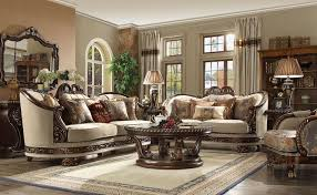 New Formal Luxury Classic European Style <b>5 Piece</b> Living Room ...