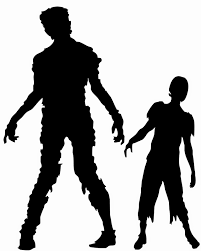 Image result for zombie clipart