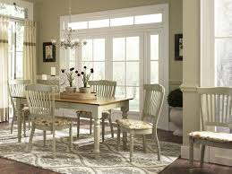 French Country Dining Room Set French Country Dining Room Ideas With Chandelier And Wooden Table