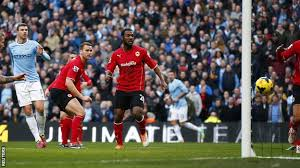 Berita Bola - Skor Akhir Manchester City vs Cardiff City, 4-2 City Sempurna! -