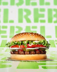 Burger King's plant-based Rebel Whopper isn't <b>suitable</b> for ...
