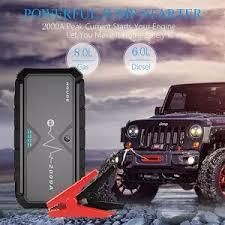 <b>emergency</b> portable <b>power</b> bank <b>jump starter</b> charger – Buy ...