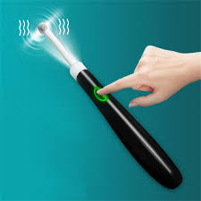 New Electric Toothbrush <b>Mini</b> Tooth Cleaner Acoustic Vibration Oral ...
