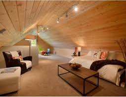 attic living space bedroom living spaces small