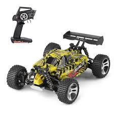 <b>Радиоуправляемый багги WL</b> Toys 4WD RTR масштаб 1:18 2.4G ...