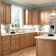 wall color ideas oak: ziemlich honey oak kitchen cabinets brawny and beautiful dont let this low