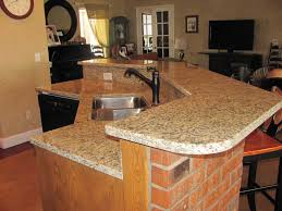 Kitchen Islands With Granite Countertops Granite Counter Tops For Beautiful Kitchen Island In Modern