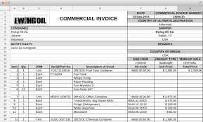 commercial invoice packing list template invoice template 2017 category 2017 tags commercial invoice packing list sample