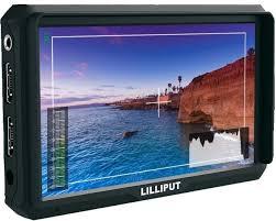 """Профессиональный накамерный <b>монитор</b> Lilliput A5 5"""" 1920x1080"""
