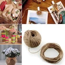 <b>Vintage</b> Natural <b>Hemp Rope</b> Craft Rustic Twine String <b>Linen</b> Cord ...