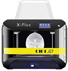 <b>QIDI TECH 3D</b> Printer, Large Size X-Plus Intelligent Industrial Grade ...