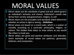 importance of moral values essay  wwwgxartorg importance of moral values in life essay yesdearinc comimportance of moral values in life essay