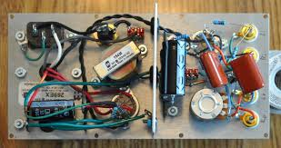 the ldquo universal rdquo preamp cascade tubes 4s completly wired
