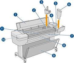 <b>HP DesignJet</b> Z6 Printer SeriesHP <b>DesignJet</b> Z9+ Printer Series ...