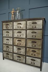 vincent barn iron unit industrial drawers storage solutions vintage furniture barn office furniture