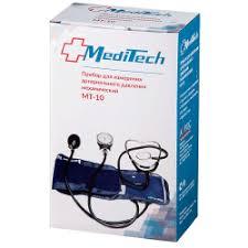 Отзывы о <b>Тонометр MediTech MT-10</b>